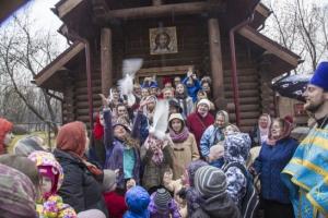 Праздник Благовещения Пресвятой Богородицы 7 апреля 2017г.
