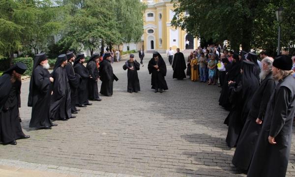 Епископ Домодедовский Иоанн назначен наместником Новоспасского ставропигиального мужского монастыря
