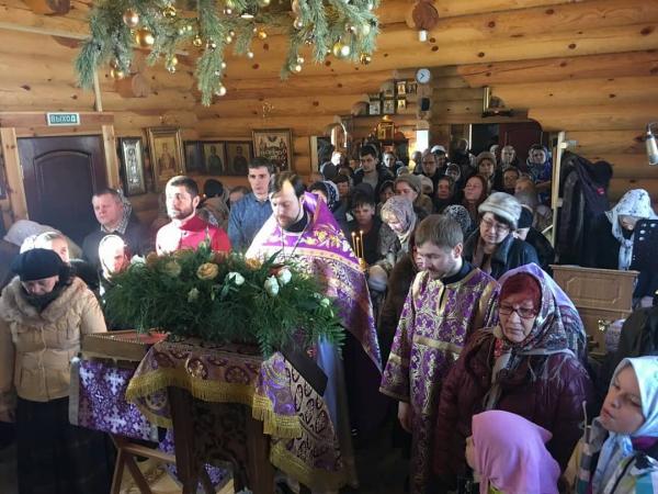 Неделя 2-я Великого поста. Проповедь настоятеля иерея Александра Слесаренко