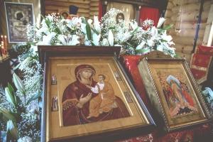 Престольный праздник Иверской иконы Божией Матери 18 апреля 2017