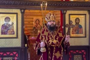 Анонс. Архиерейское Богослужение 29 апреля